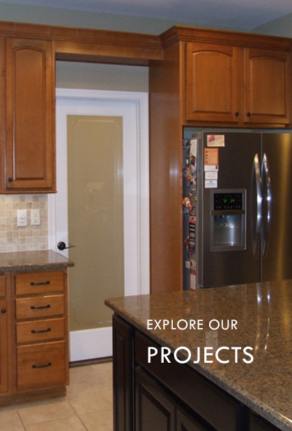 Projects Cover Image of kitchen