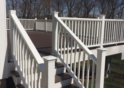 front porch - back deck 01